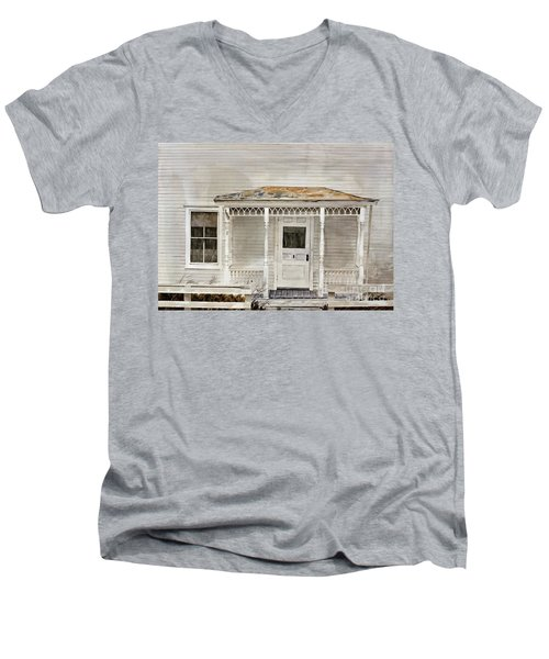 Would Mother Ann Approve Men's V-Neck T-Shirt