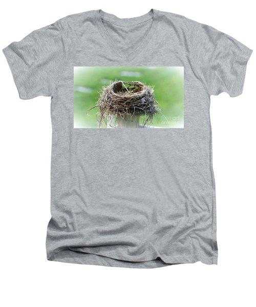 Moved On Men's V-Neck T-Shirt