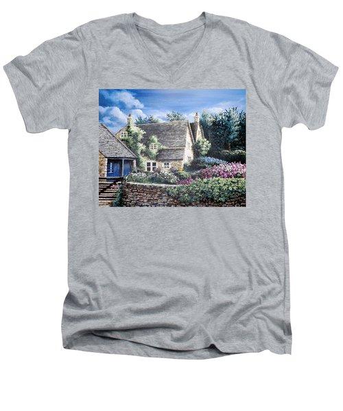 Yanworth Men's V-Neck T-Shirt