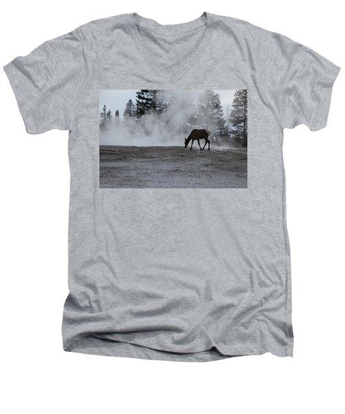 Yellowstone 5456 Men's V-Neck T-Shirt
