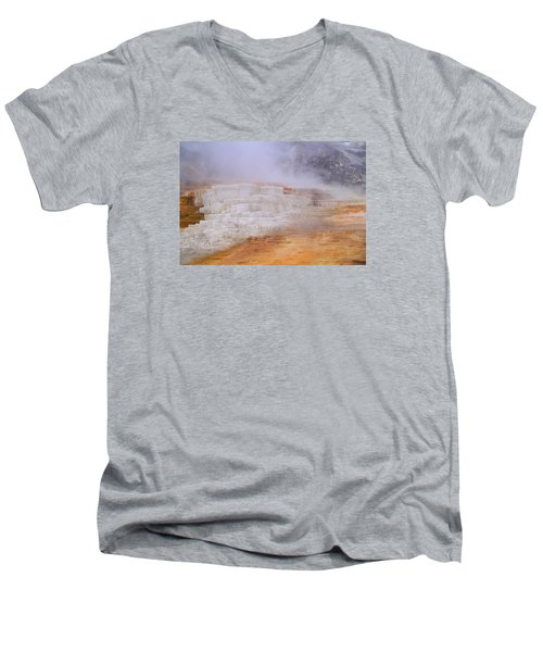 Yellowstone Magic Men's V-Neck T-Shirt