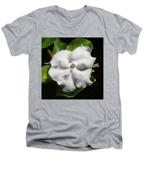 Men's V-Neck T-Shirt featuring the photograph Yesterday, Today And Tomorrow by Richard Rizzo
