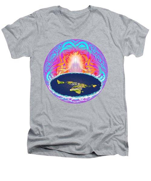 Yhwh Creation Men's V-Neck T-Shirt