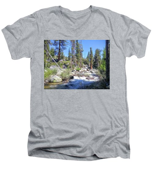 Yosemite 1 Men's V-Neck T-Shirt