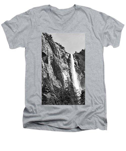 Yosemite No. 611-2 Men's V-Neck T-Shirt