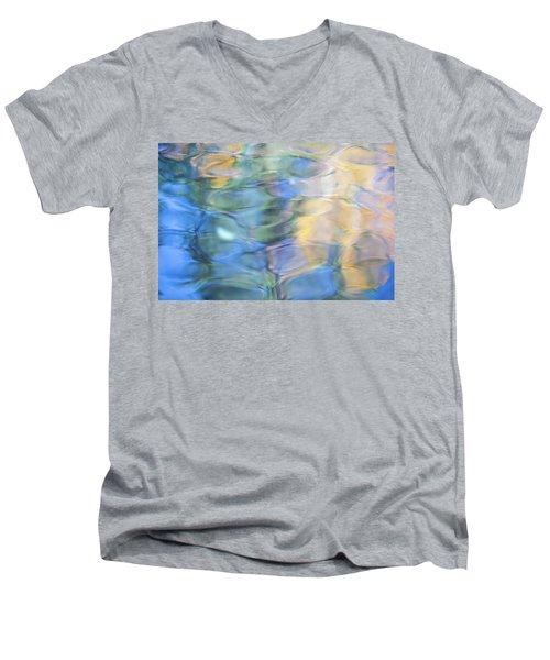 Yosemite Reflections 2 Men's V-Neck T-Shirt