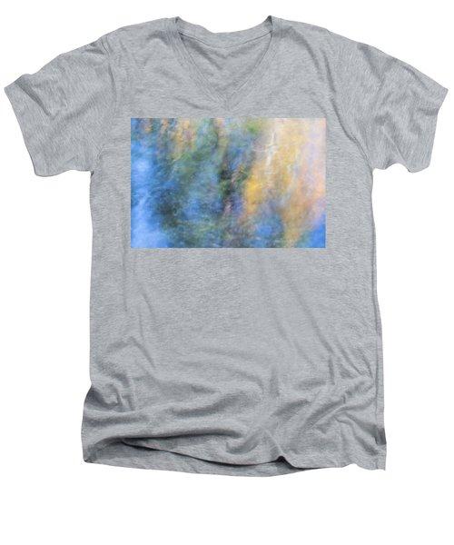 Yosemite Reflections 3 Men's V-Neck T-Shirt