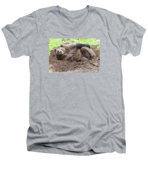 You Again Men's V-Neck T-Shirt