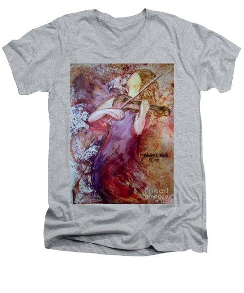 You Are My Hallelujah Men's V-Neck T-Shirt