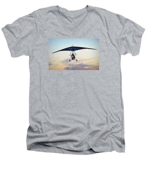 You Only Live Once Men's V-Neck T-Shirt