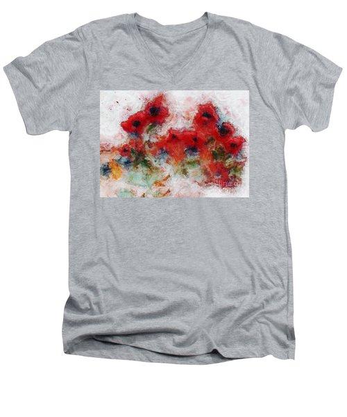 Young Ones Men's V-Neck T-Shirt