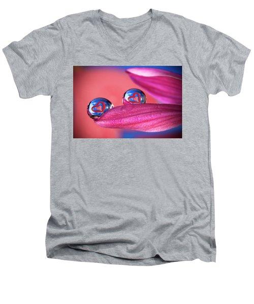 Your Heart My Heart Men's V-Neck T-Shirt