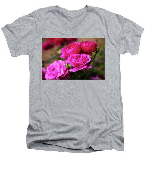 Your Precious Love Men's V-Neck T-Shirt
