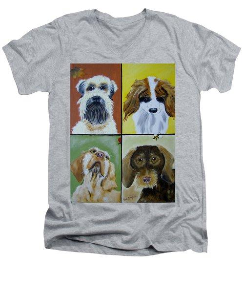 You're Bugging Me Men's V-Neck T-Shirt