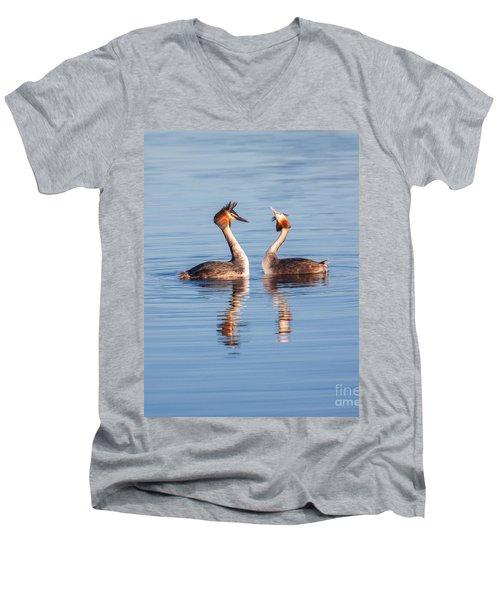 You're Kidding Men's V-Neck T-Shirt
