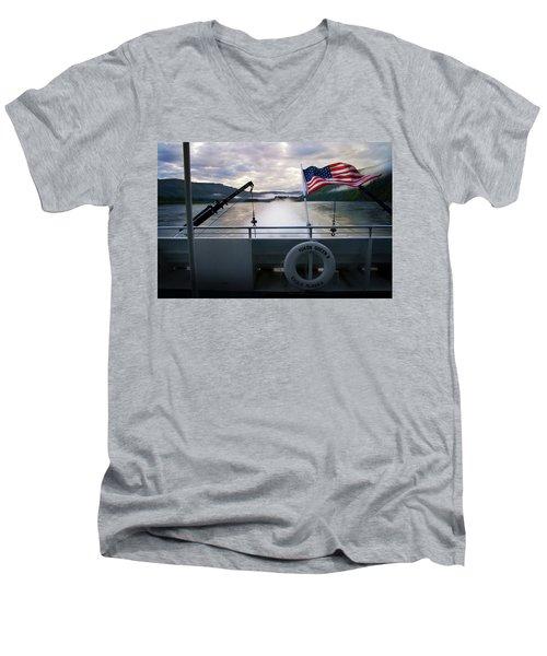 Yukon Queen Men's V-Neck T-Shirt