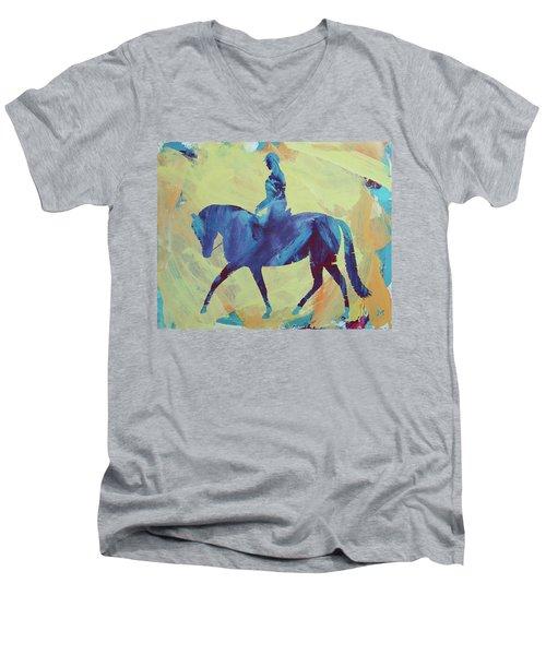Zahrah Men's V-Neck T-Shirt