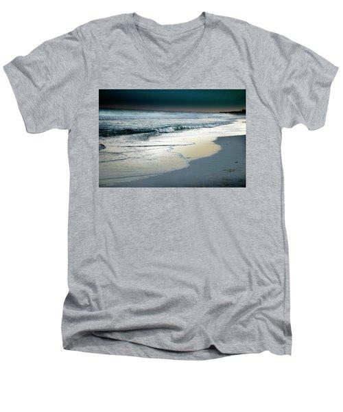 Zamas Beach #13 Men's V-Neck T-Shirt