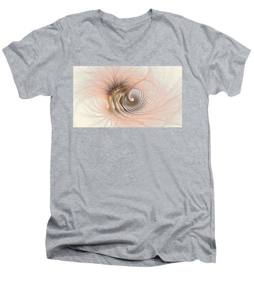 Zanzibar Sunrise Men's V-Neck T-Shirt