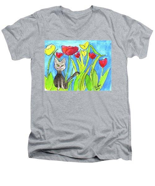 Ziggy Men's V-Neck T-Shirt