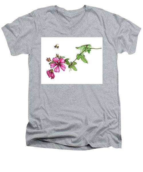 Zoom Men's V-Neck T-Shirt