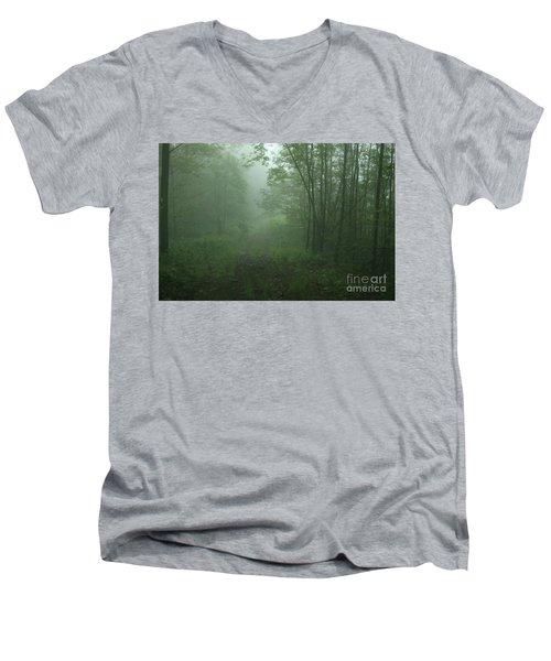 1-15-2009i Men's V-Neck T-Shirt