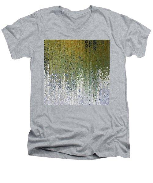 John 15 5. Abide In Me Men's V-Neck T-Shirt