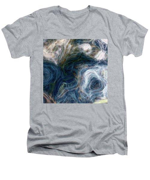 1 John 3 1. Children Of God Men's V-Neck T-Shirt