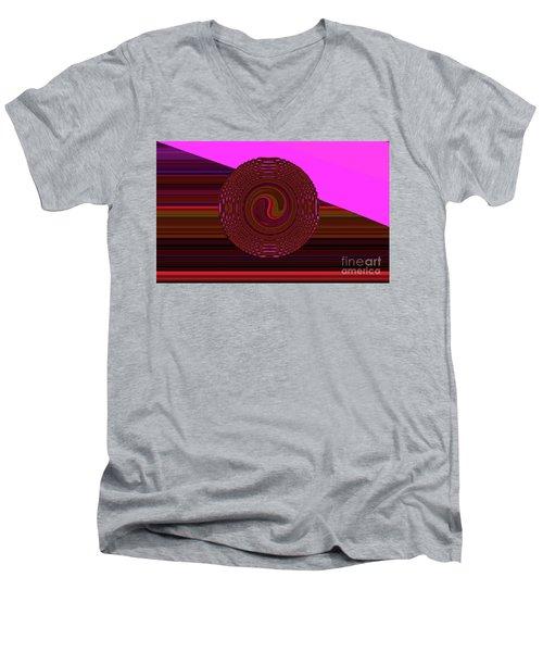 2-28-2009dabc Men's V-Neck T-Shirt