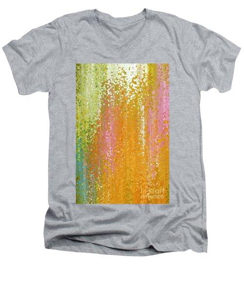 2 Corinthians 9 15. His Indescribable Gift Men's V-Neck T-Shirt