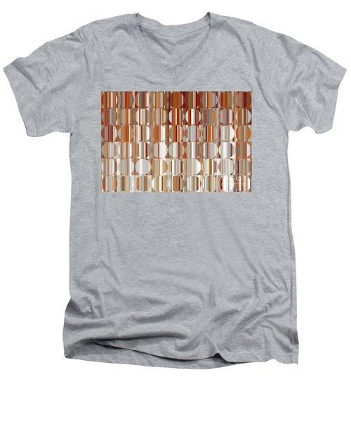 2 Samuel 22 3. My Shield Of Salvation Men's V-Neck T-Shirt