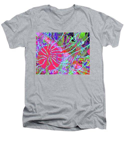 3-22-2009na Men's V-Neck T-Shirt