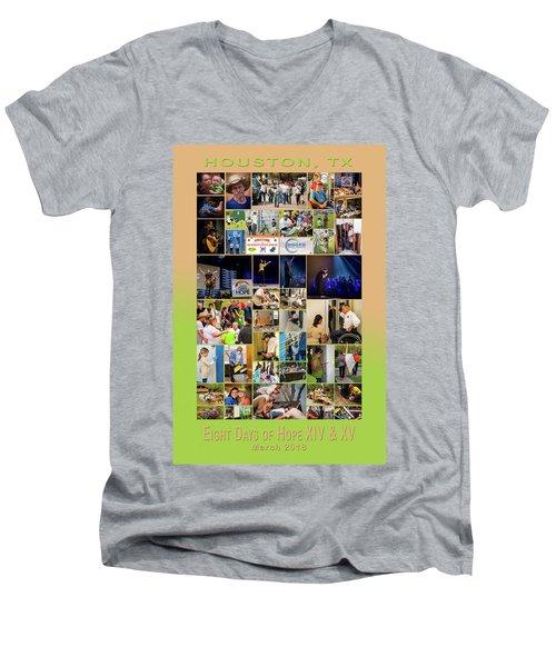 8doh1415 Men's V-Neck T-Shirt