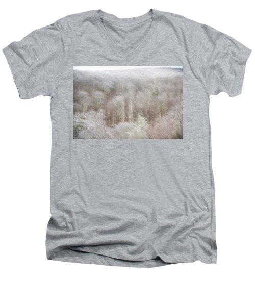 A Ghost Of Trees Men's V-Neck T-Shirt