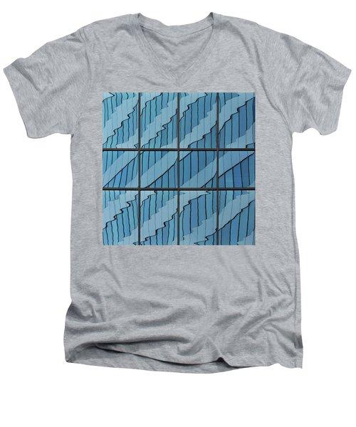 Abstritecture 39 Men's V-Neck T-Shirt