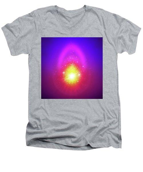All Self Men's V-Neck T-Shirt