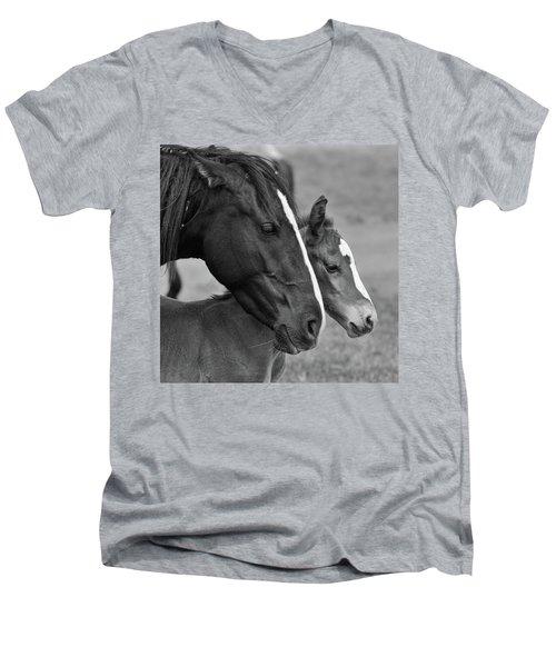 All The Love Men's V-Neck T-Shirt