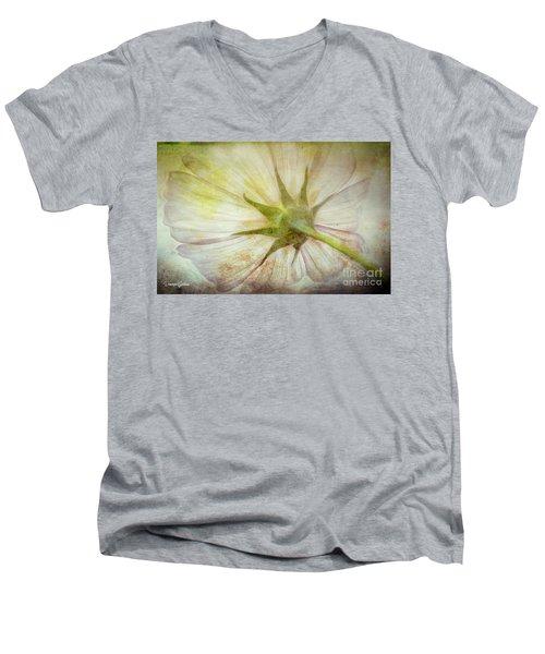 Ancient Flower Men's V-Neck T-Shirt