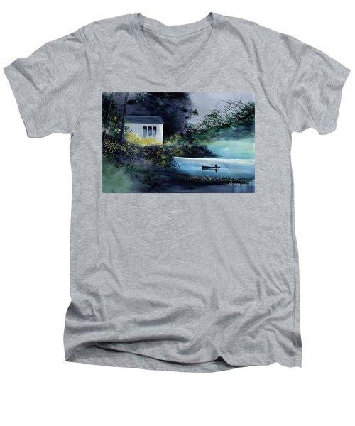 Another White House Men's V-Neck T-Shirt