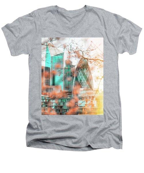 Apollo Men's V-Neck T-Shirt