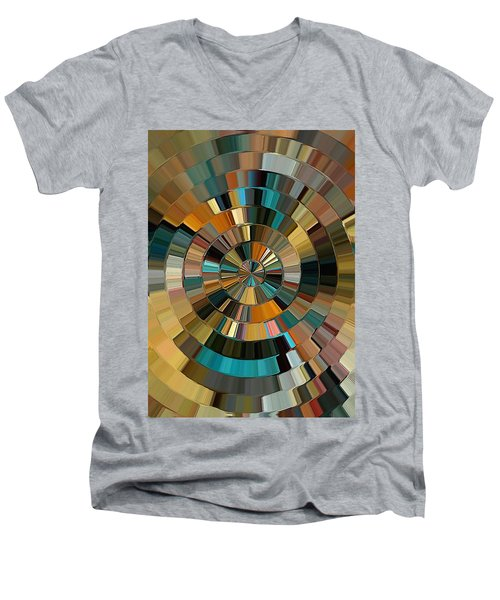 Arizona Prism Men's V-Neck T-Shirt