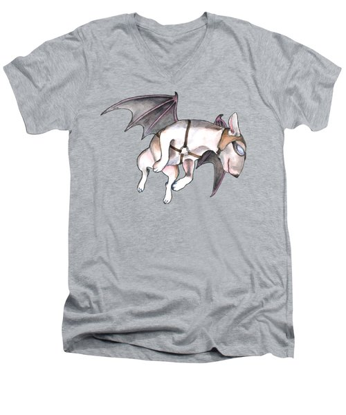 If Pigs Could Fly Men's V-Neck T-Shirt