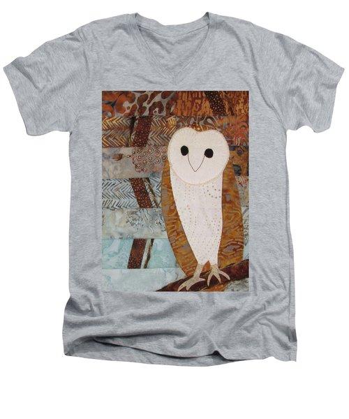 Louie Men's V-Neck T-Shirt