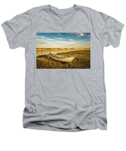 Ashore Men's V-Neck T-Shirt
