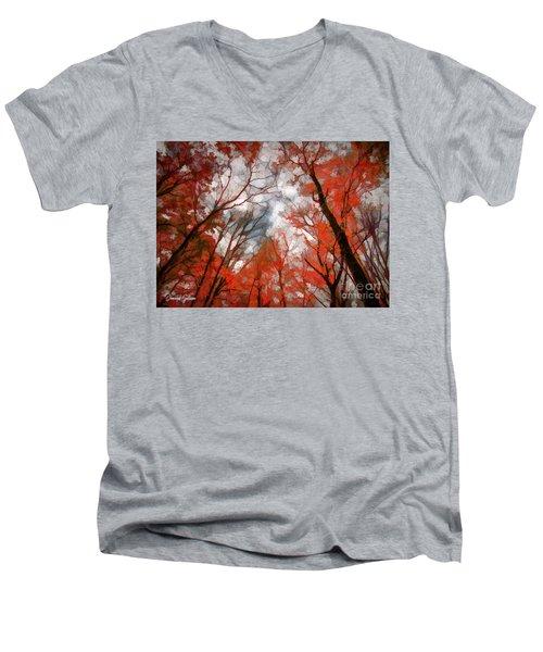 Aspiration Men's V-Neck T-Shirt
