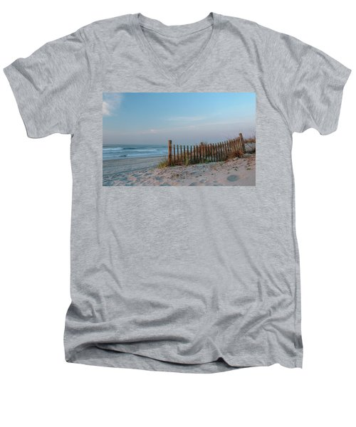 At 82nd Men's V-Neck T-Shirt