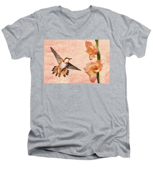Attraction  Men's V-Neck T-Shirt