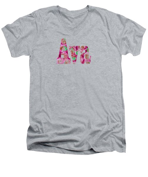 Ava Men's V-Neck T-Shirt
