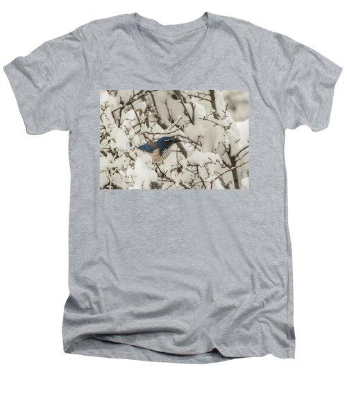 B44 Men's V-Neck T-Shirt