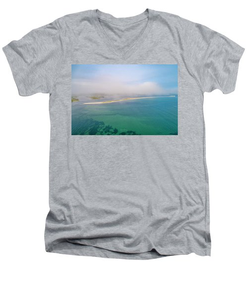 Beach Dream Men's V-Neck T-Shirt